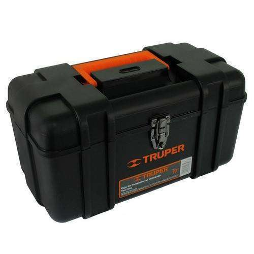 Caja de herramientas Truper 19656 17 pulgadas negro - 0