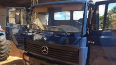 Mercedes Benz 814 1992