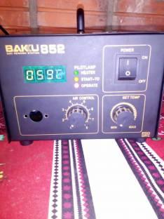 Soldador de aire caliente digital Baku 852