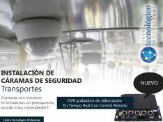 Solución para la Videovigilancia de Ómnibus