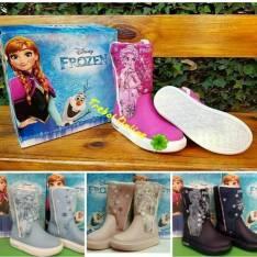 Botas Frozen calce 23 al 34