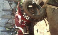 Tractor y anmar brasileño