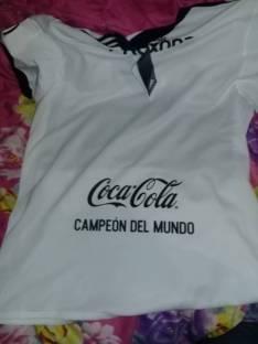 Camiseta de Olimpia