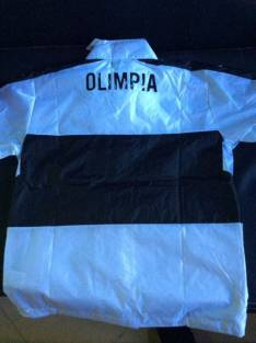 Camiseta de Olimpia talle M/L