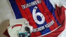 Camisetas de Cerro Porteño