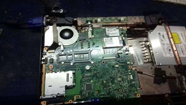 Servicio Tecnico de Notebook Toshiba - 0