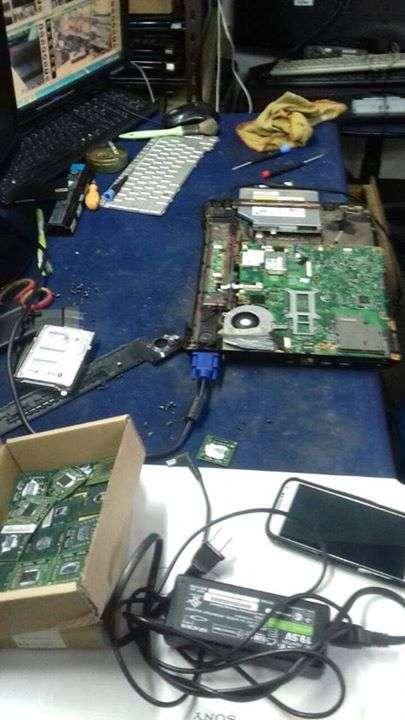 Servicio Tecnico de Notebook Toshiba - 1
