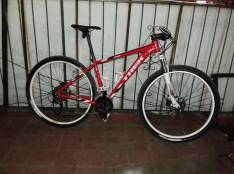 Bicicleta Trek Merlín 7 cuadro M aro 29