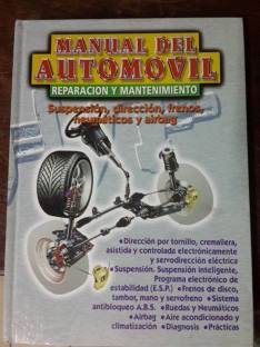 Libros de mecánica automotriz
