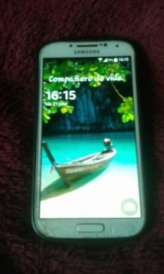 Samsung Galaxy S4 fisurado