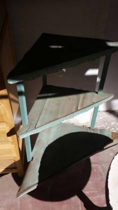 Mueble esquinero a restaurar