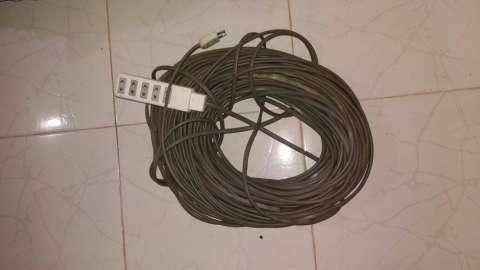 Cable ensamblado 200 metros