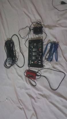 Micrófono y pedestal +lelipop