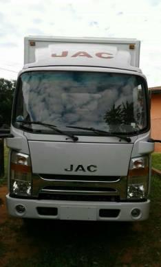 JAC 2017 con furgón
