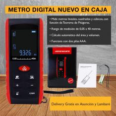Metro Digital Láser