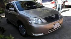 Toyota Runx 2002 motor 1.5 naftero