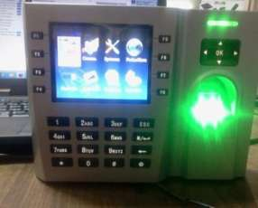 Reloj Biometrico iclock ZK14 Software