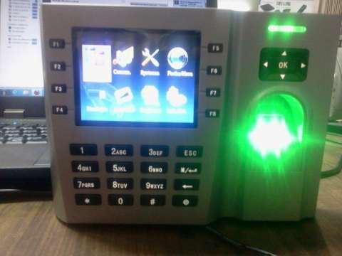 Reloj Biometrico iclock ZK14 Software - 0