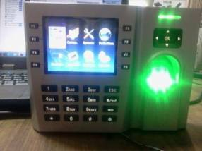 Reloj Biométrico iclock ZK14 Software