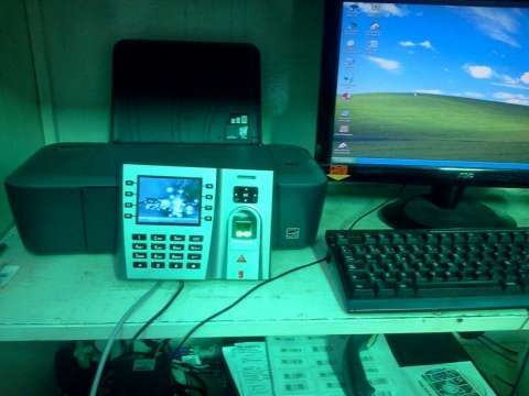 Reloj Biometrico iclock ZK14 Software - 1