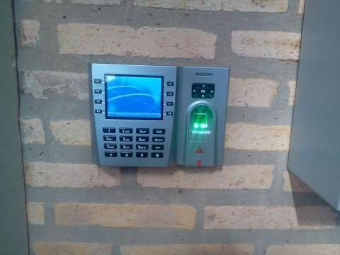 Reloj Biometrico iclock ZK14 Software - 2