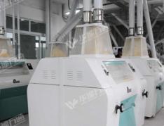 Máquina de molino para maíz para la fabricación de piensos