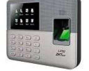 Reloj Biometrico ZK software LX50