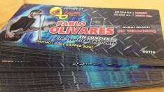 Entrada Concierto PABLO OLIVARES
