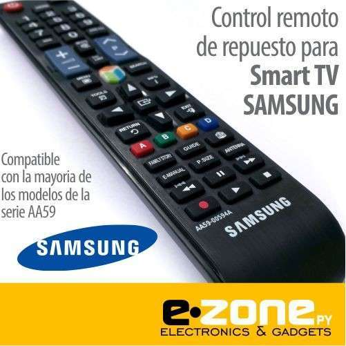 Control remoto para Smart TV Samsung - 0