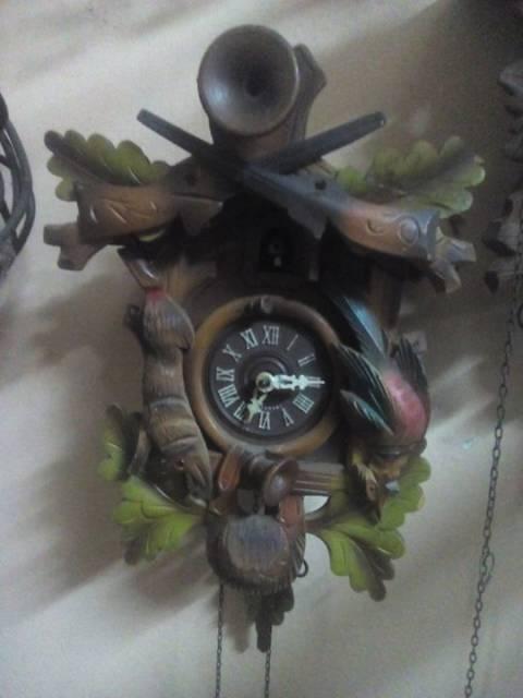 Relojes Cucu alemana