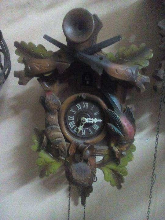 Relojes Cucu alemán - 0