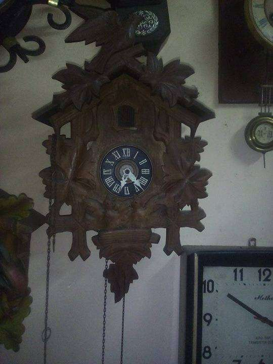 Relojes Cucu alemán - 1