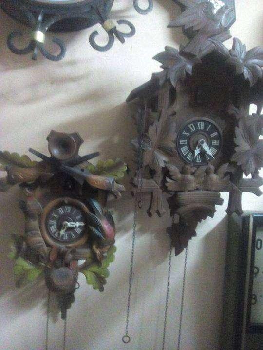 Relojes Cucu alemán - 2