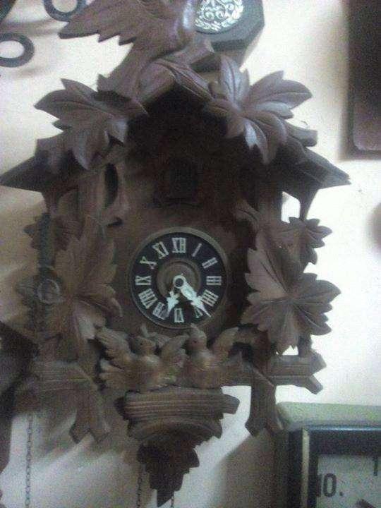 Relojes Cucu alemán - 3