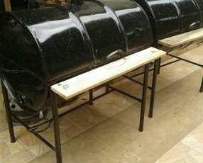 Parrilla tambor