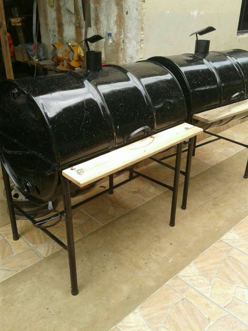 Parrilla tambor - 0