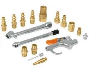 Accesorios para compresor Truper 19022 17 piezas
