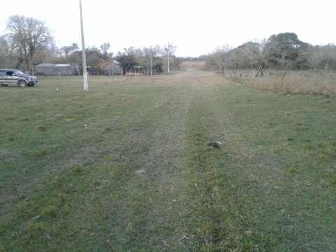 Terrenos en Ypané zona Acosta Ñu