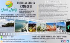CAMBORIU VERANO 2018