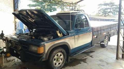 Chevrolet D40 diésel mecánico