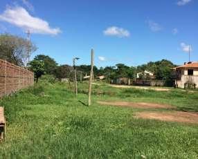 Terreno Luque Detras de la nueva Municipalidad