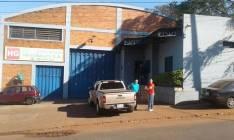 Tinglado en CDE Barrio San Roque.