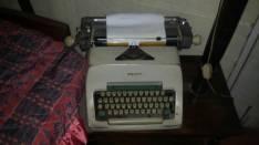Máquina de escribir Olympia