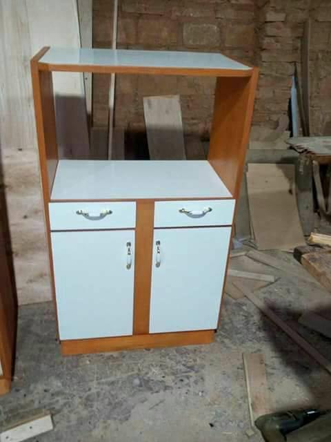 Mueble decona parte ariba y mueble para horno eclectrico - Mueble para horno ...