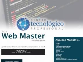 Curso de Web Master