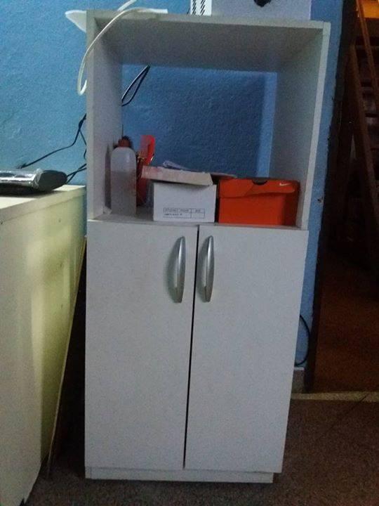 Mueble para microondas y horno mabe torres id 354248 for Mueble para horno