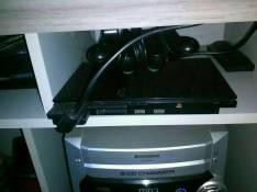Playstation 2 con 5 juegos en cd