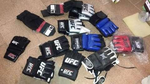 Guantes de MMA Ufc tapout century