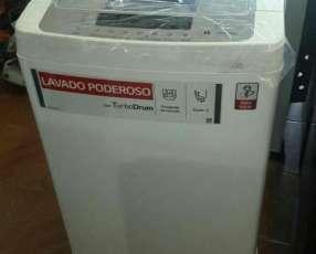Lavarropas automático LG de 9kilos
