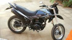 Moto Kenton Xplora 200 cc 2013